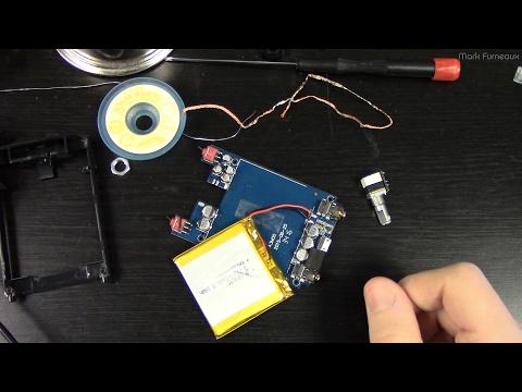 Modding and Repairing My Fiio A3 Headphone Amplifier
