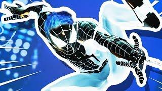 NEGATIVE Spider-Man! (Spiderman PS4 #5)
