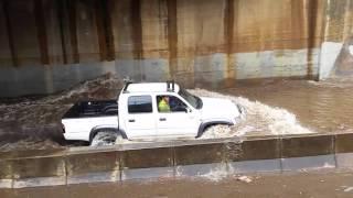 Goodwood Road Underpass Floods