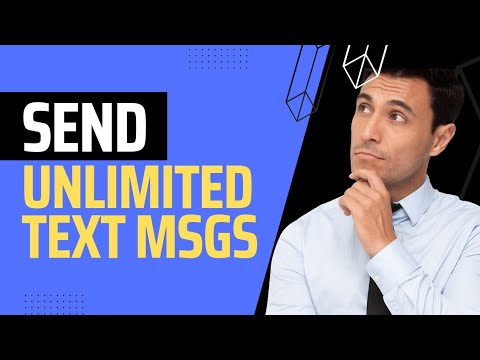 How to send Text Messages to Unlimited Contacts at a Time?? Android