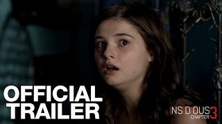 INSIDIOUS: CHAPTER 3 - FEAR THE BEGINNING - In Cinemas July 16
