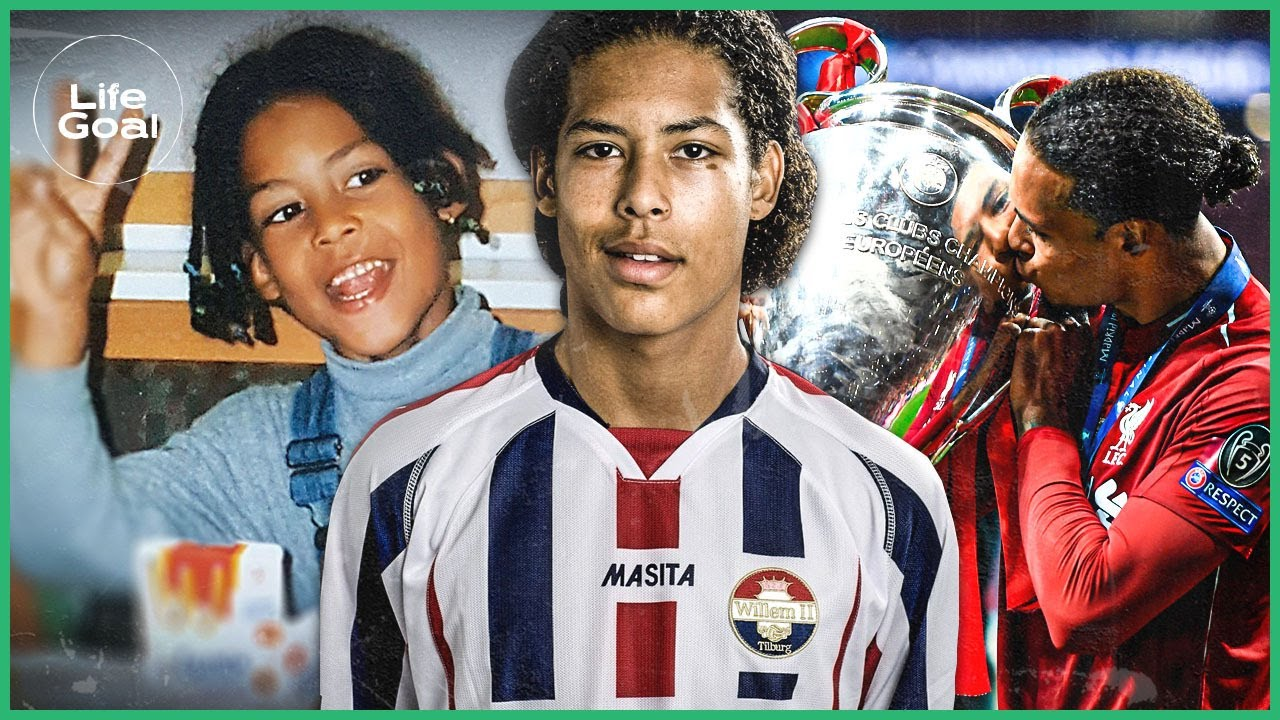 If you've thought about giving up, watch Virgil Van Dijk's life story | Life Goal