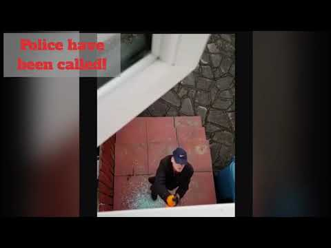 Burglar Caught Red Handed https://www.helplocks.com