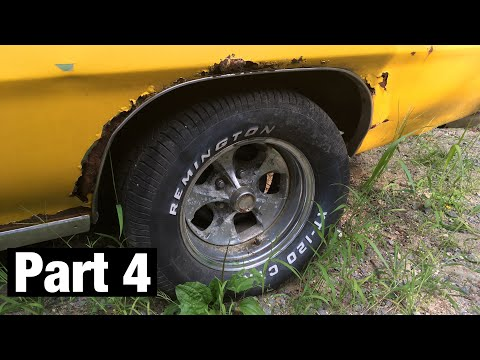 Ep.4: Ratty Muscle Lemans Brake Master Cylinder Replacement