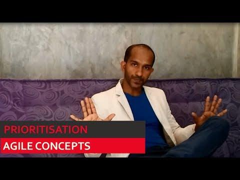 Agile concepts - prioritization#part1