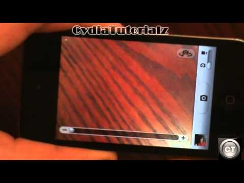 How To Focus And Zoom In On The iPod Touch 4