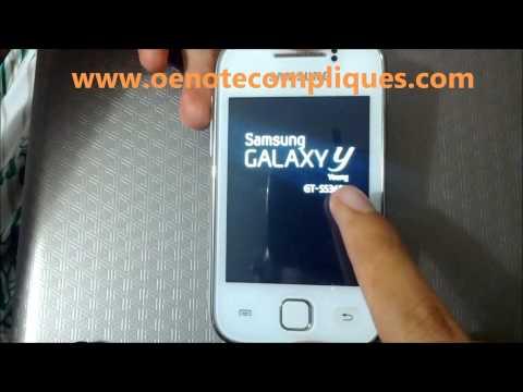 Liberar/Unlock Samsung Galaxy Young Y S5360 GRATIS [HD]