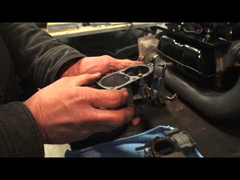 Classic VW BuGs How to Express Clean Restore Rebuild Beetle Carburetor Carb