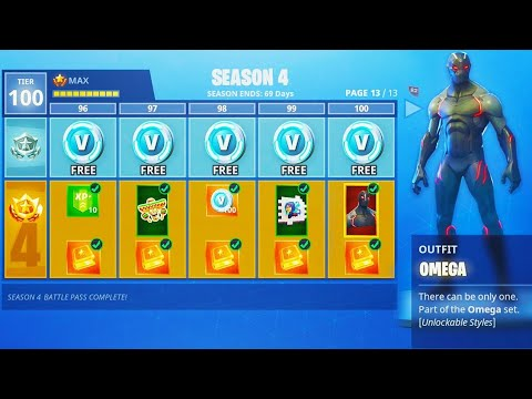 How To Get FREE Season 4