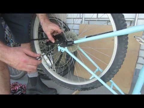 How to Assemble a Bike - Part 2 (Derailleurs, Wheels, Brakes, Handlebars, Seat, Kickstand)
