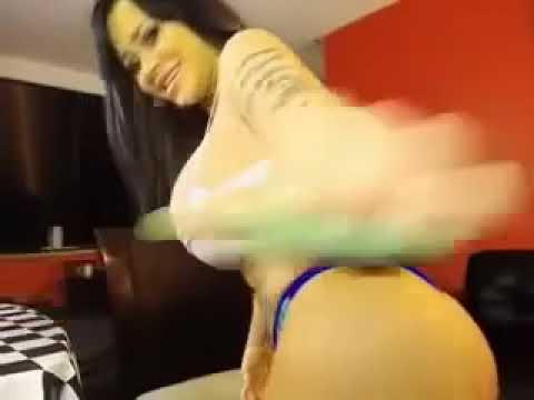 Asian Booty Dance 13