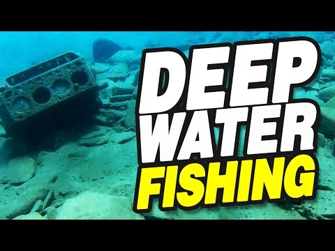 How to Fish Deep Structure: Lucky Tackle Box Tips