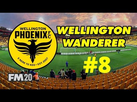 Wellington Wanderer FM20 - #8 - Moving Up! - Football Manager 2020