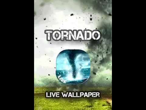 Tornado Live Wallpaper with Sound 🌪 Gif Images