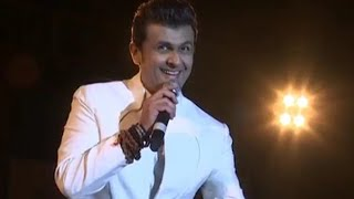 Live sonu nigam at reliance function of complete 40 years