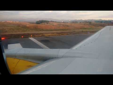 Turpial Airlines B737-400 take-off @ SVVA