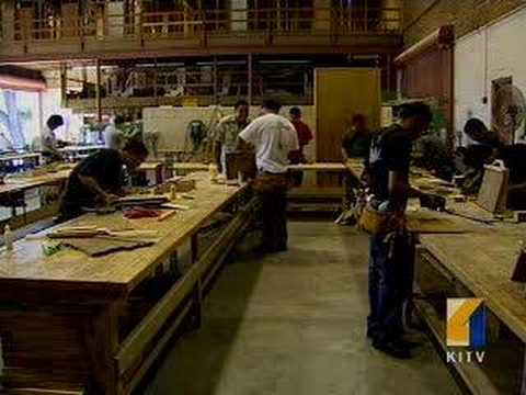 Going Back To School Learning Carpentry