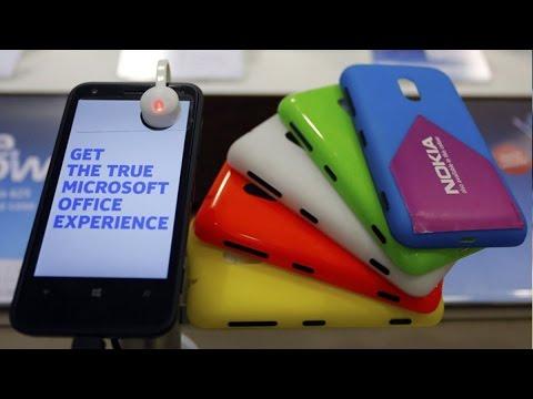 Why Microsoft Wrote Down Nokia