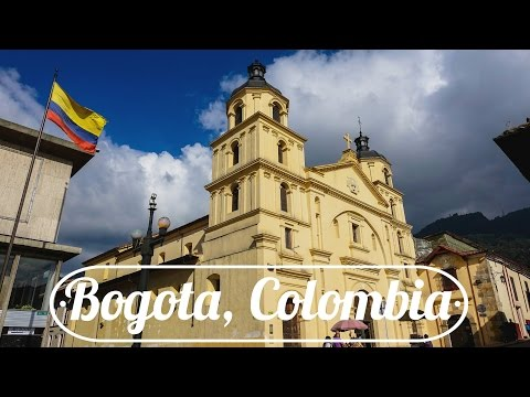 COLOMBIA: Bogota, Monserrate, Botero Museum!