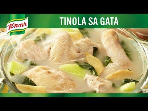 #LutongNanay: Delicious Tinola Sa Gata