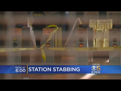Stabbing Shuts Down BART Stations Near Oracle Full Of Warriors Fans