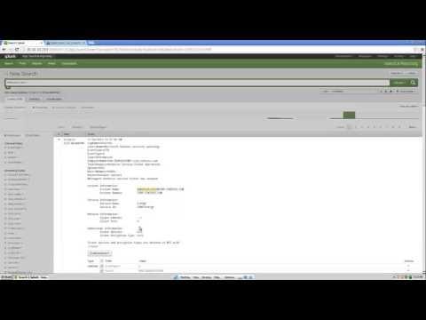 Basic Splunk for Log Analysis