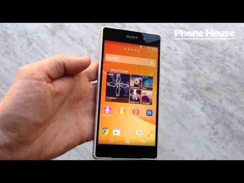 Sony Xperia Z2 - Demo