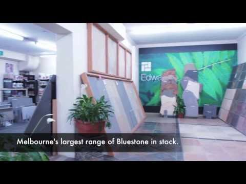 Edwards Slate & Stone showroom and warehouse