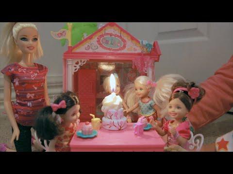 Barbie - Chelsea's Slumber Party