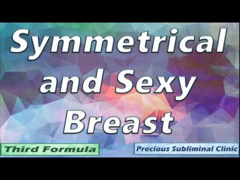 Get Symmetrical and Sexy Breasts [Affirmation+Frequency] - INSTANT RESULTS