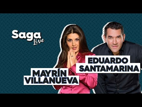 Xxx Mp4 SagaLive Con Mayrín Villanueva Y Eduardo Santamarina Con Adela Micha 3gp Sex