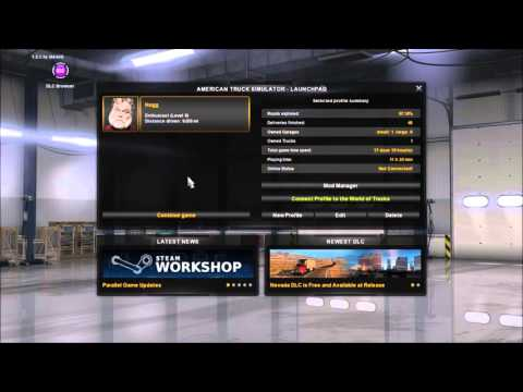 How to download American Truck Simulator mods off the Steam Workshop