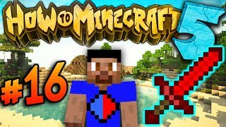 SOLO DUNGEON RUN - How To Minecraft S5 #16