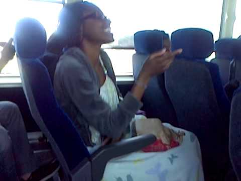 Bus Trip back to Miami from Orlando (FBLA State Comp '13) Part 3