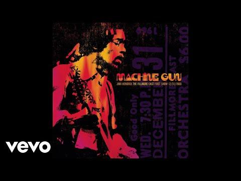 Jimi Hendrix - Izabella (Jimi Hendrix: Machine Gun: Fillmore East 12/31/1969) (Audio)