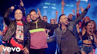 COASTCITY, Luis Fonsi - Pa La Calle (Official Music Video)