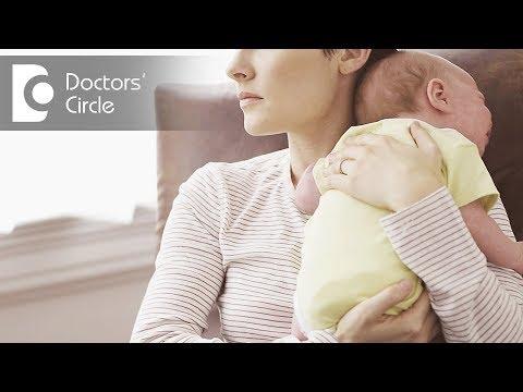 What is Postpartum Depression & its management? - Dr. Punitha Rangaraj