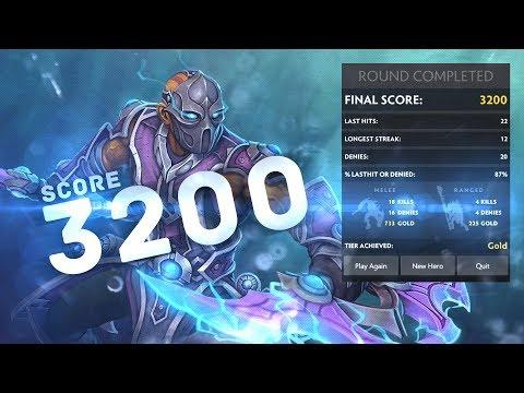 DOTA 2 Last Hit Trainer 3200 #1