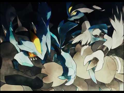 Pokemon Black 2 Black Kyurem Battle Theme extended