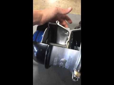 how a brake chamber works