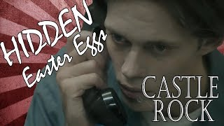 Hidden Easter Eggs in the Castle Rock Trailer (Stephen King References!)