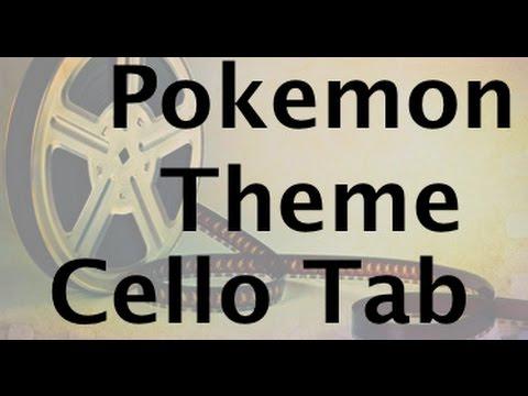 Learn the Pokemon Theme on Cello - How to Play Tutorial
