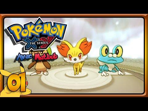 [Let's Play FR] Pokémon X Nuzlocke Challenge - Épisode 1