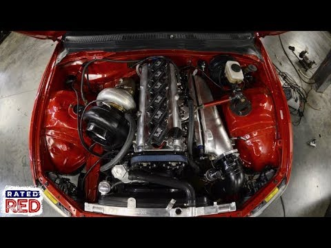 Rob Bailey's 1355 HP 2JZ IS300