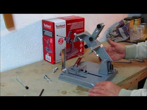 Unpacking Angle Grinder Support