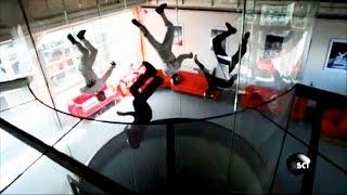 Acrobatics Is a Breeze