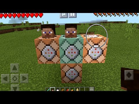 Best Command Block Creations in Minecraft Pocket Edition