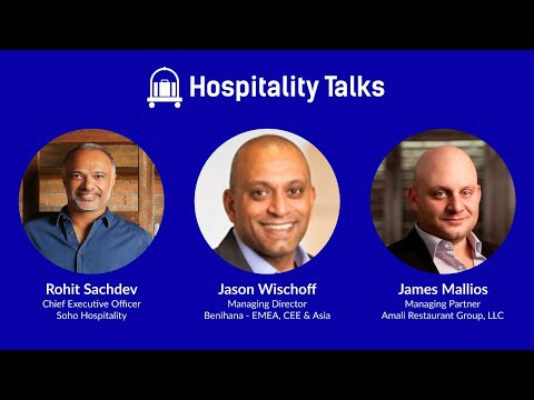 The challenges of reopening of restaurants in global cities - frank talk with restaurateurs!