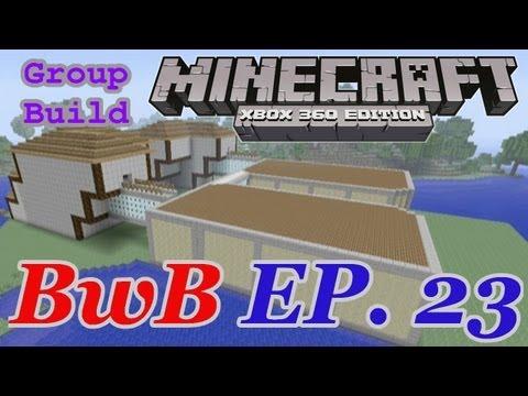 Minecraft: Build-with-Brad - Episode 23