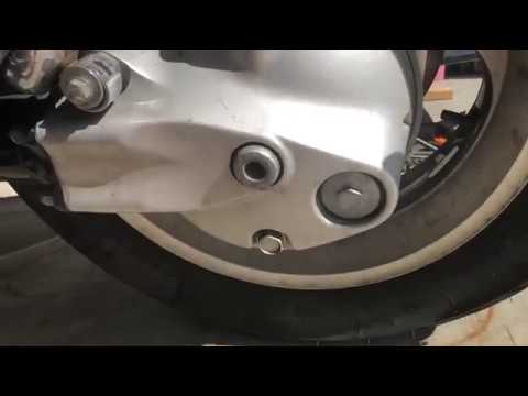 How to Change The Final Drive Oil in a 2005 Honda VTX 1800